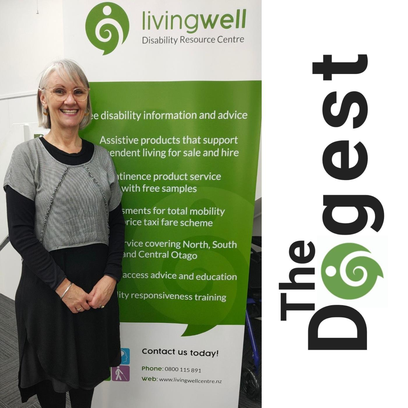 The Digest - 02-08-2021 - Livingwell - Disability Resource Centre
