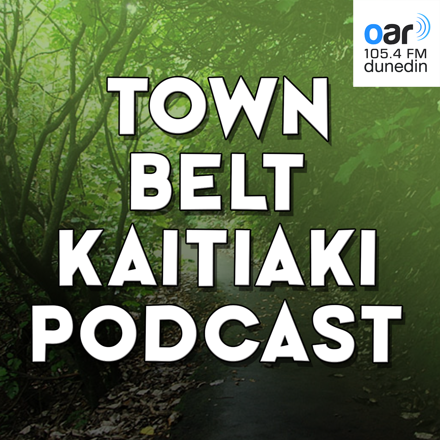 Town Belt Kaitiaki Podcast