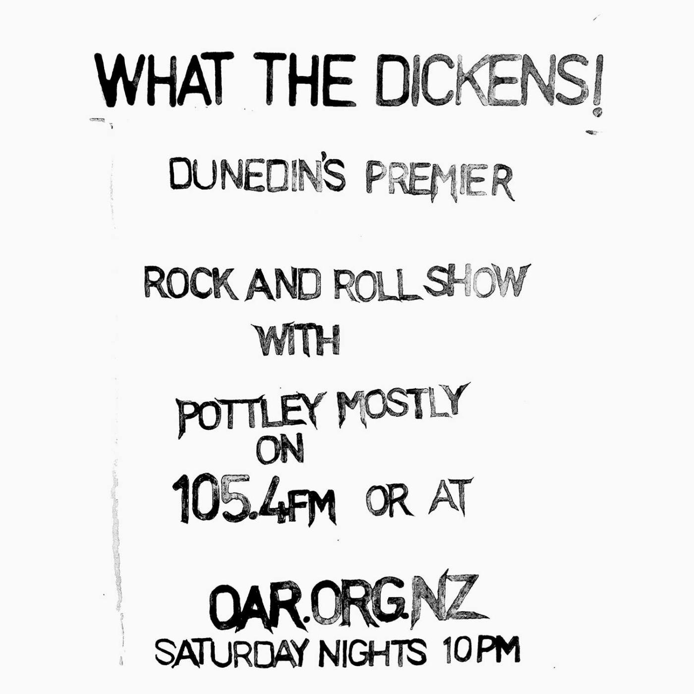 What The Dickens - 24-10-2020