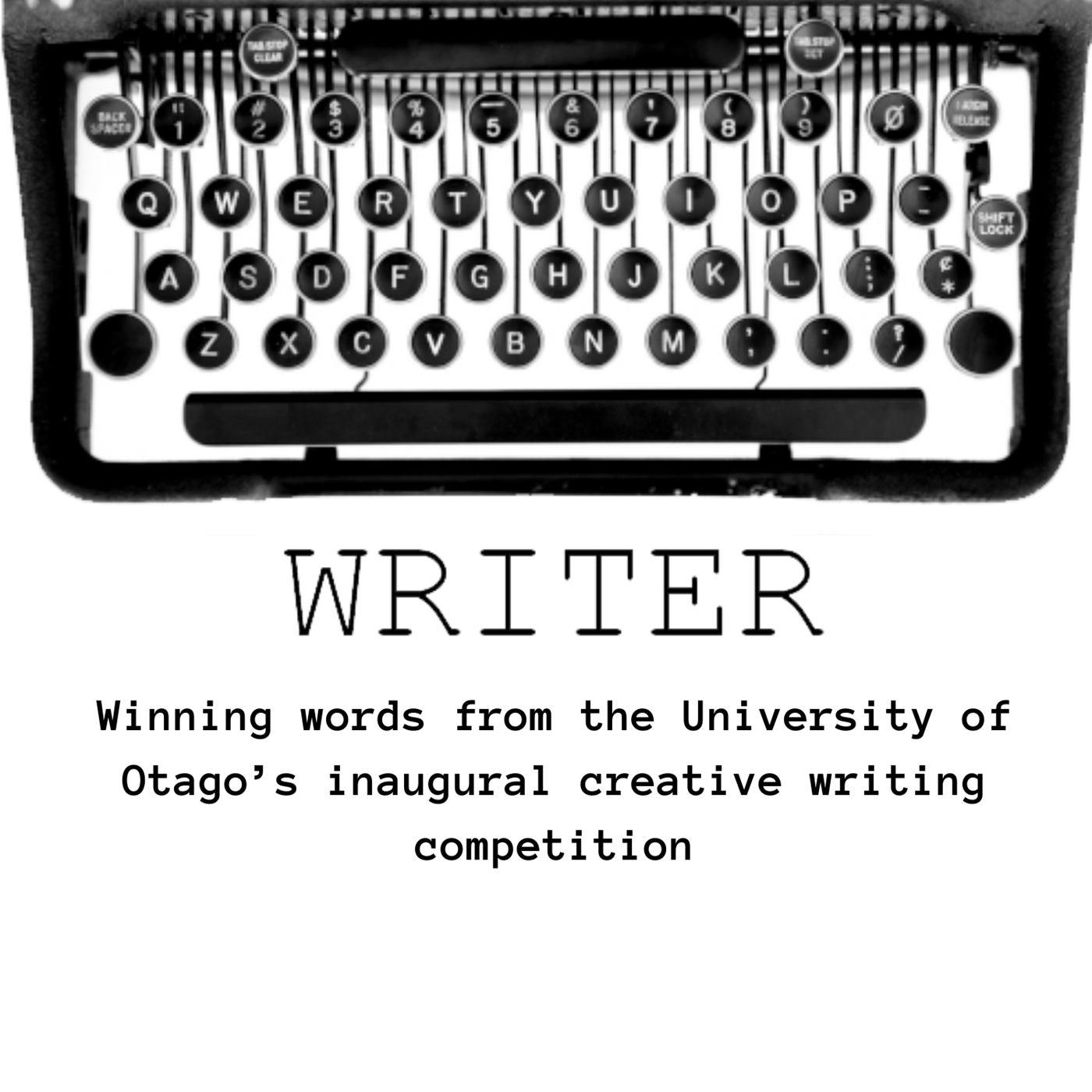 Writer - Winning words from the University of Otago