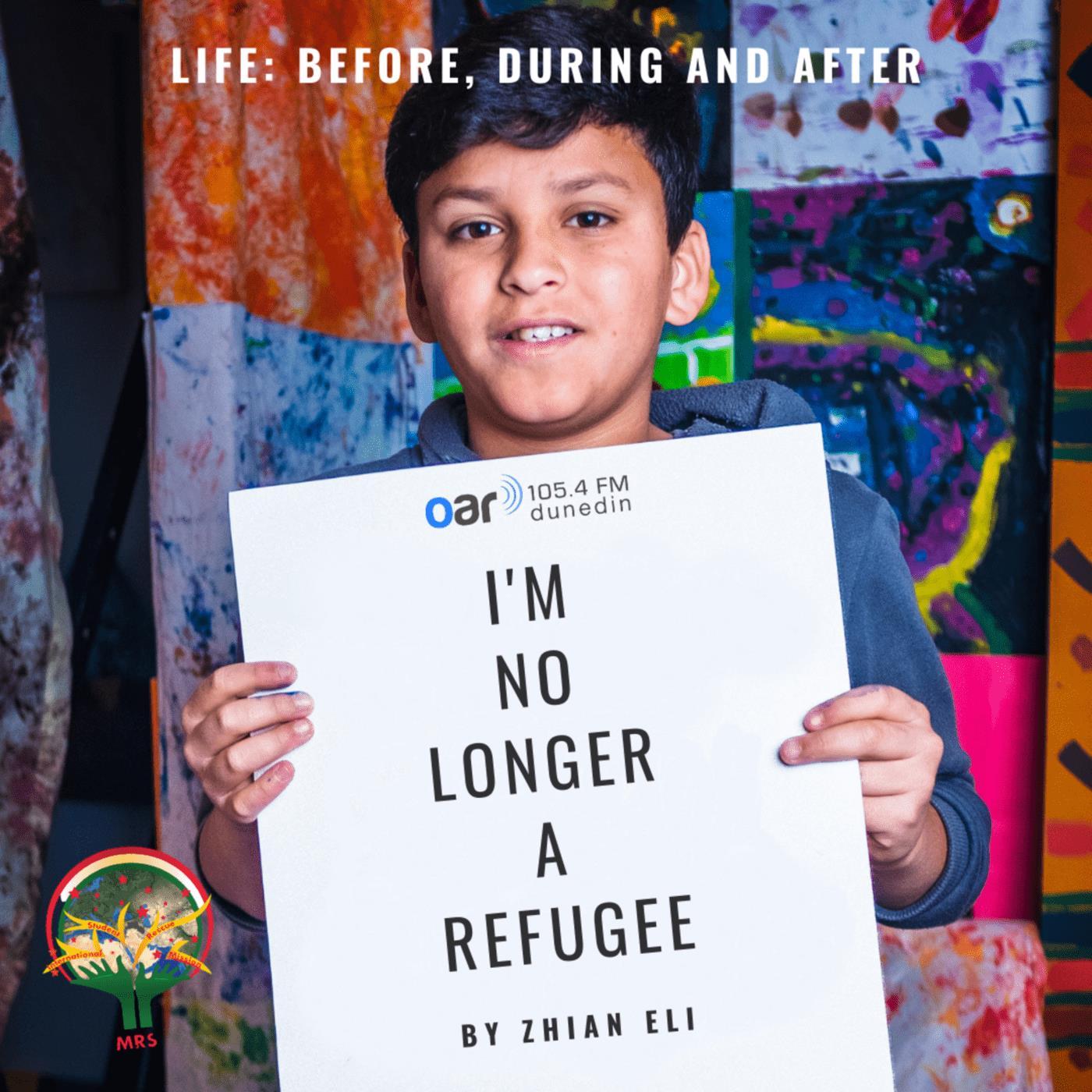 I'm No Longer a Refugee
