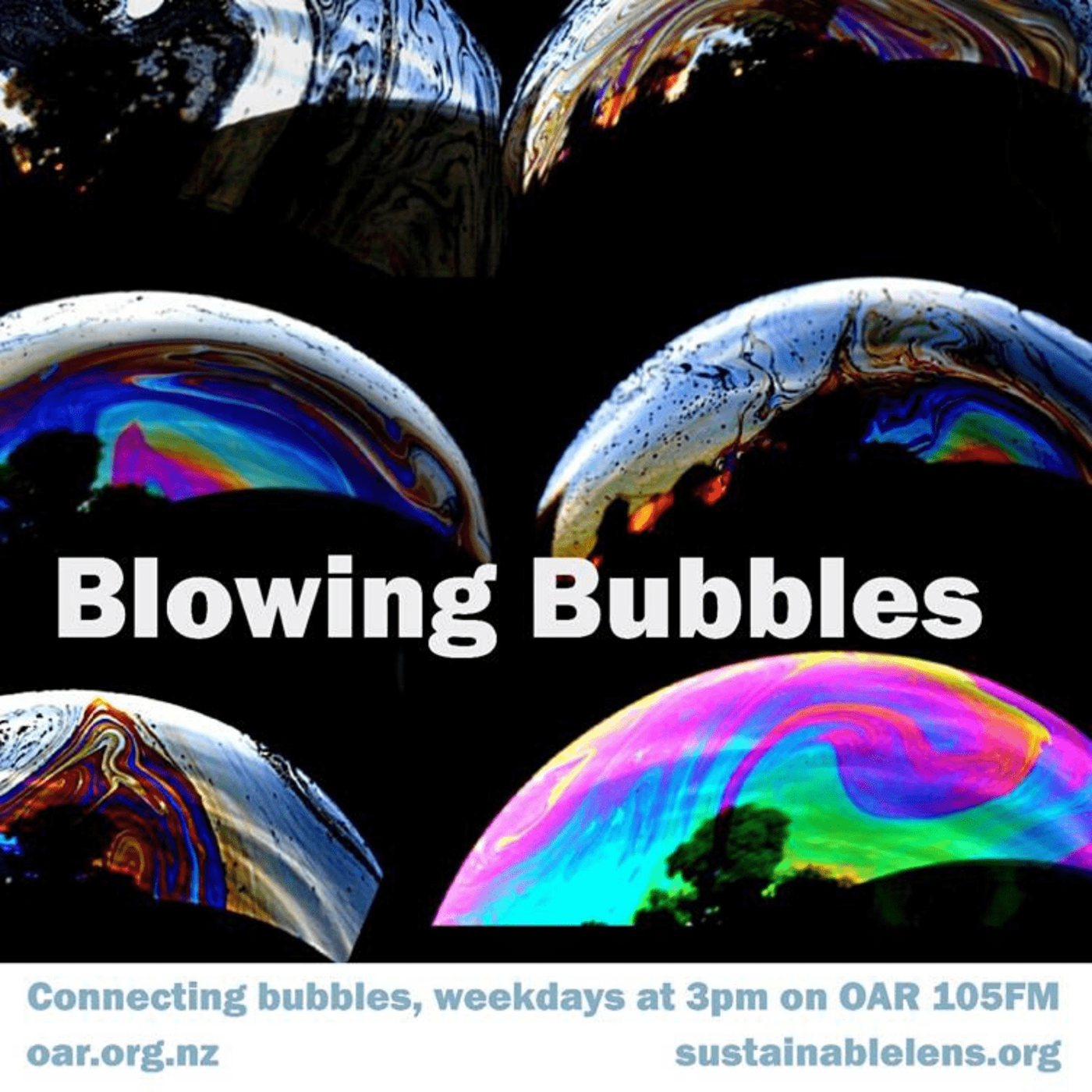 Blowing Bubbles - 27-11-2020 - 172 - Life is a Bubbletunity - Michael Simmons