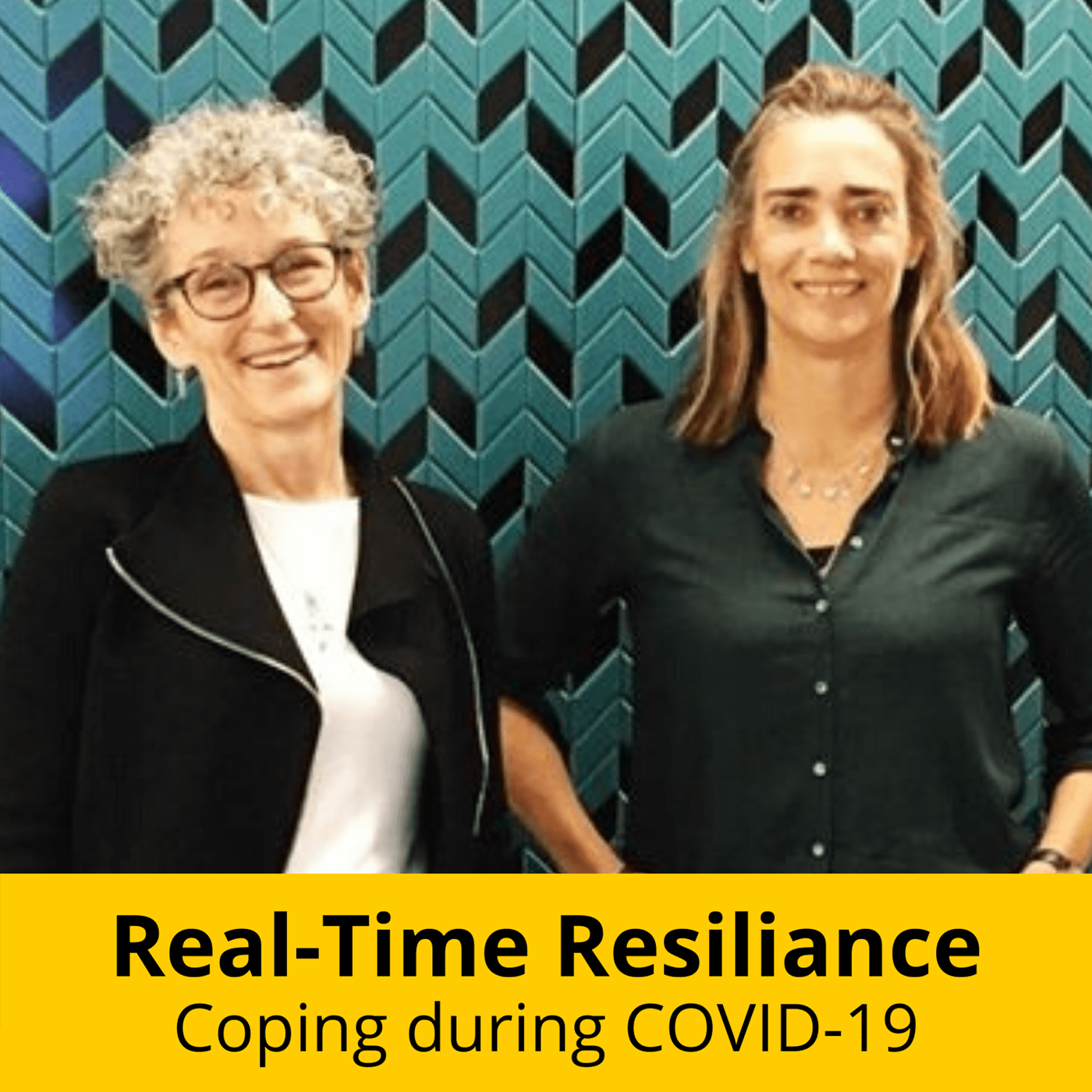 Real-time Resilience: Coping during COVID-19 - 09-04-2020 - 04 - Cut Me Some Slack