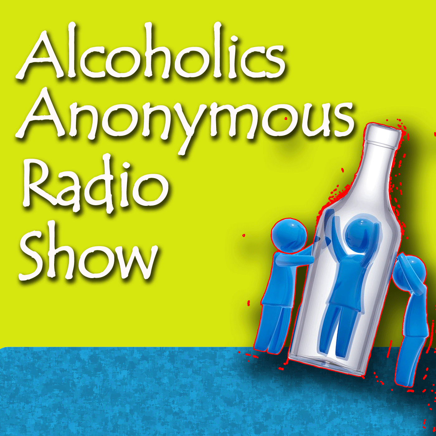 Alcoholics Anonymous Radio Show - Joanna 12 years sober