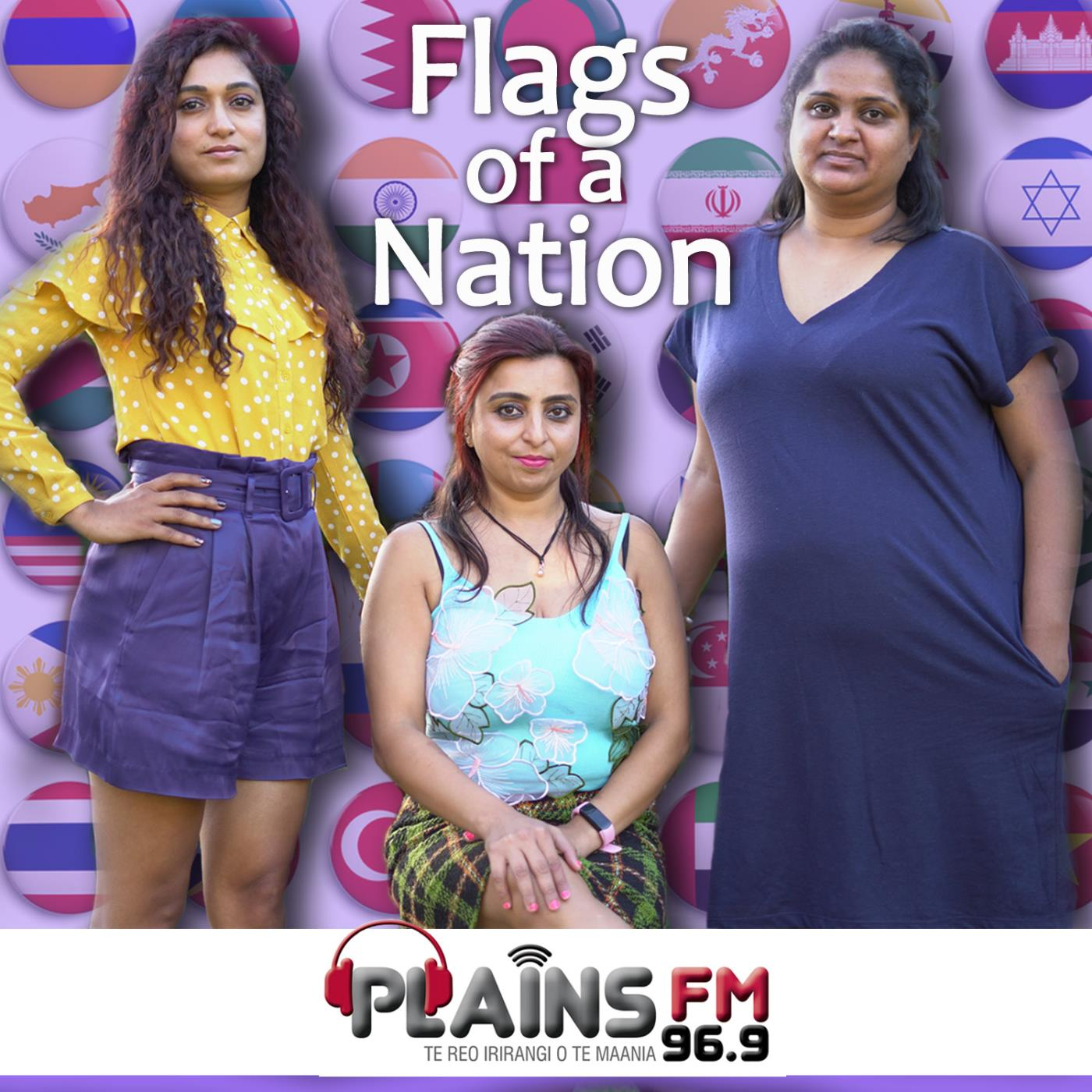 Flags Of A Nation