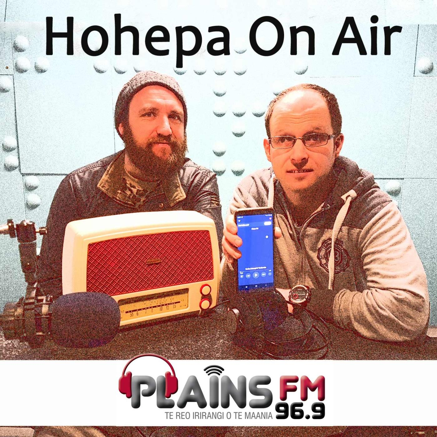 Hohepa on Air