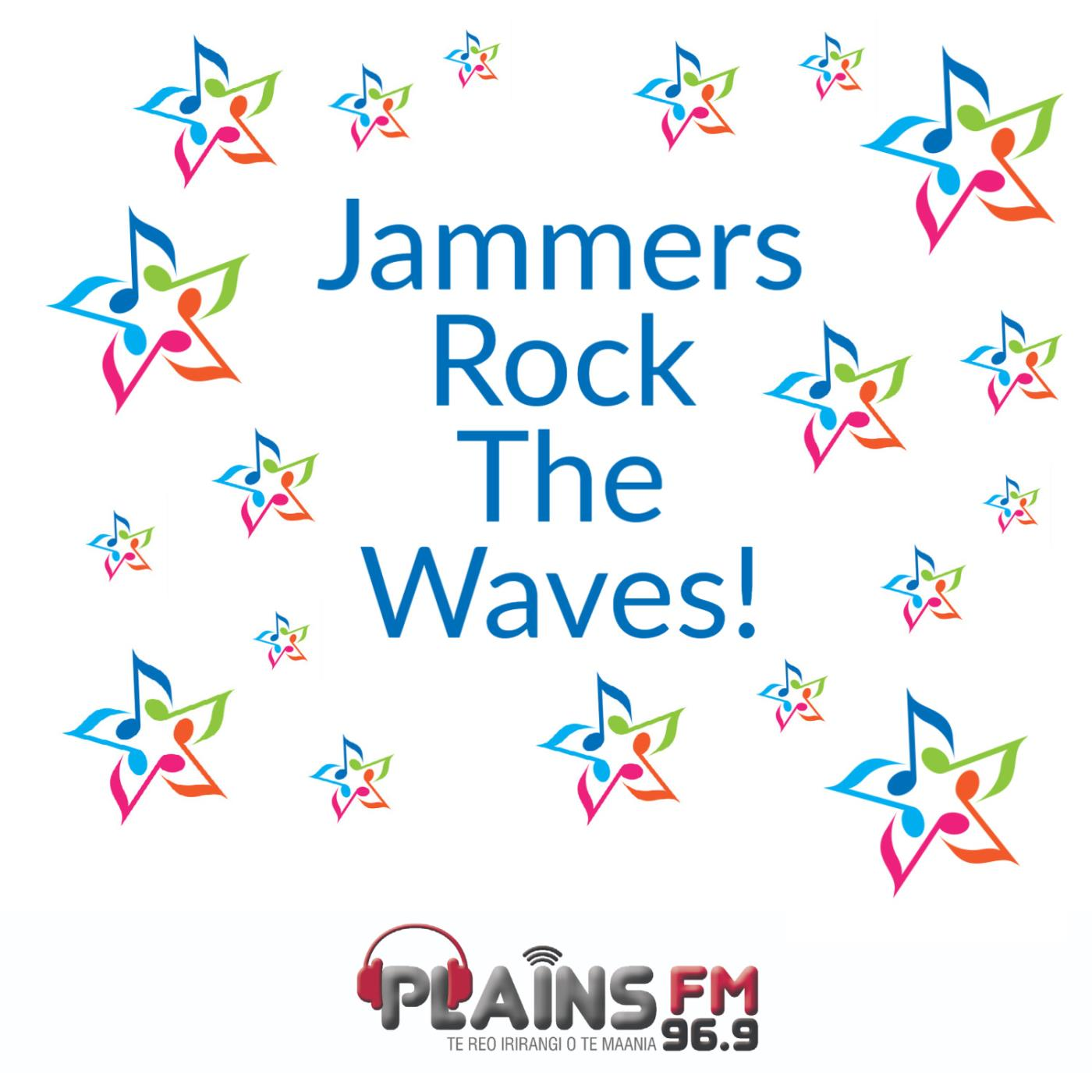 Jammers Rock the Waves