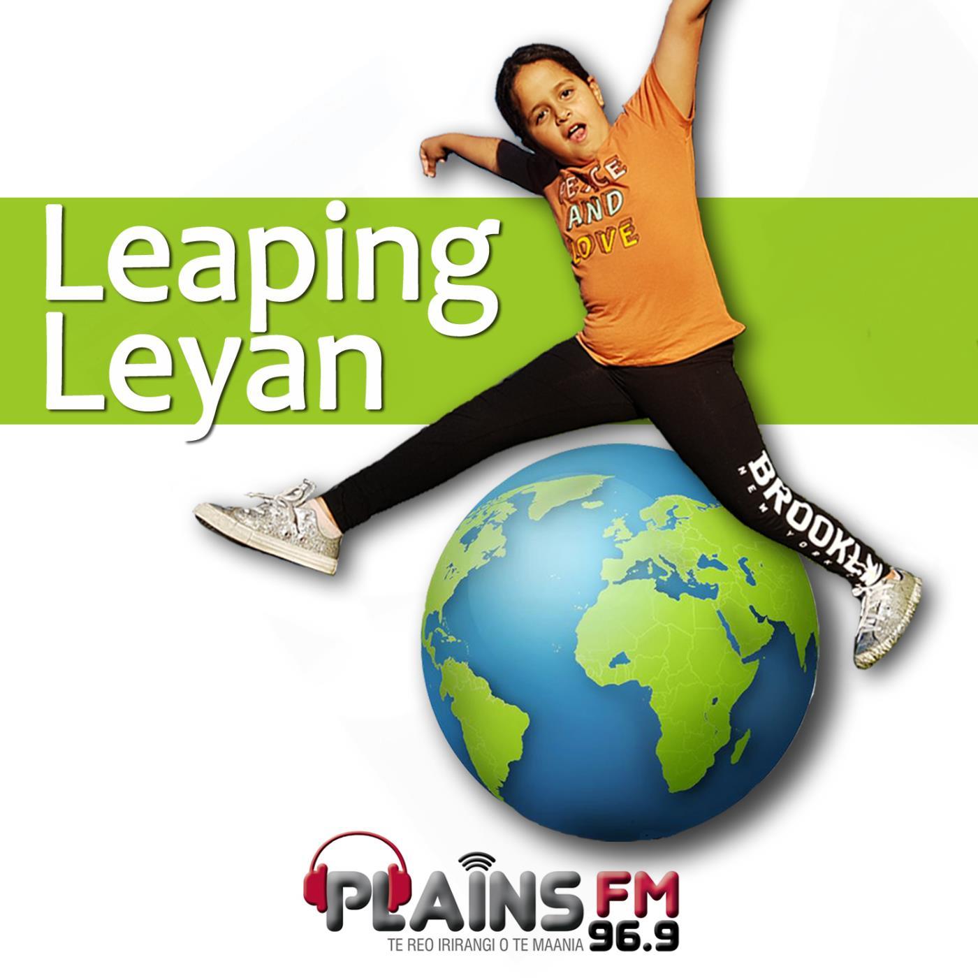 Leaping Leyan