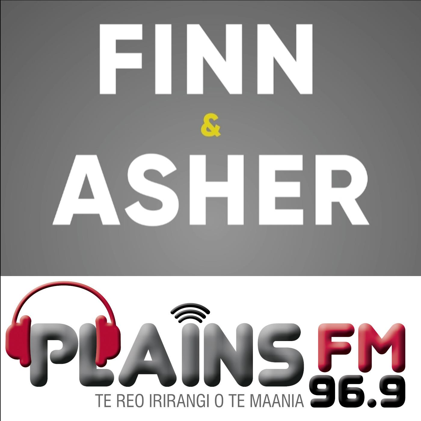 Finn and Asher - Episode 28