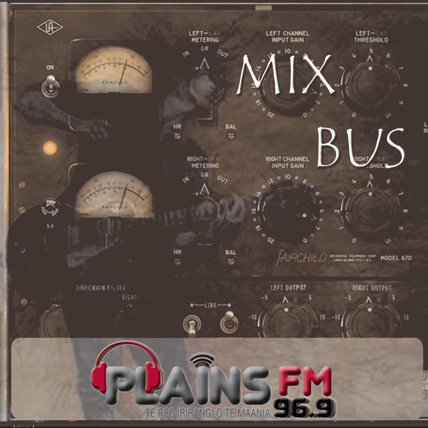 Mix Bus - Ibanez