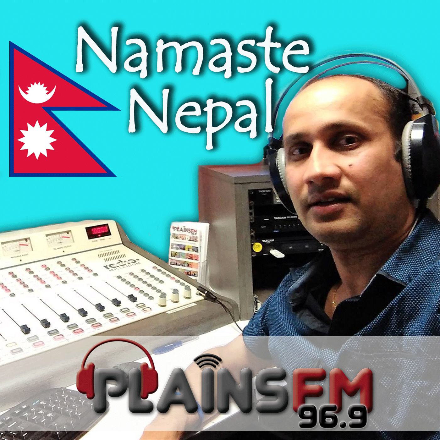 Namaste Nepal - Stay Home Stay Away from Covid -19