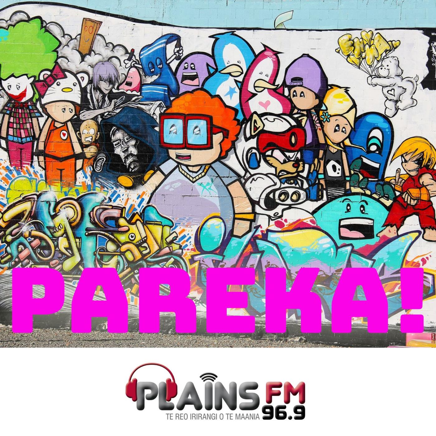 Pareka- The One About Covid-19 Vaccinations