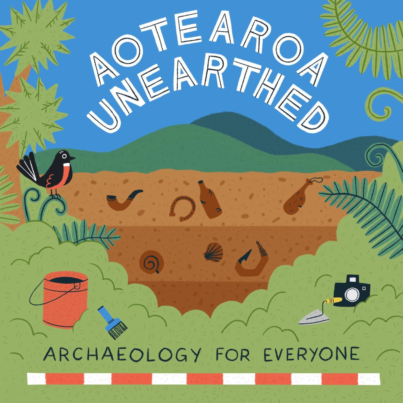 Aotearoa Unearthed