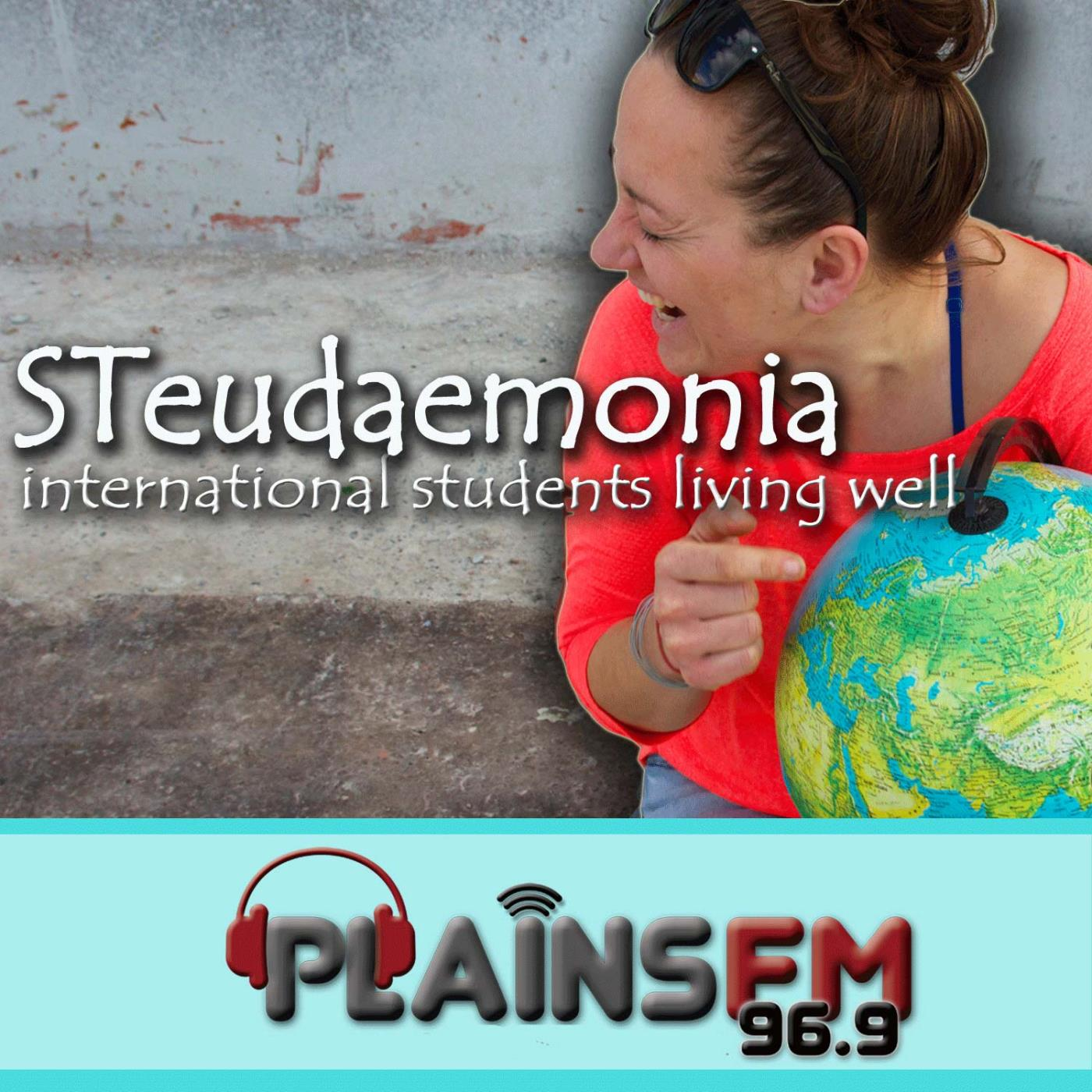 STeudaemonia  International Students Living Well