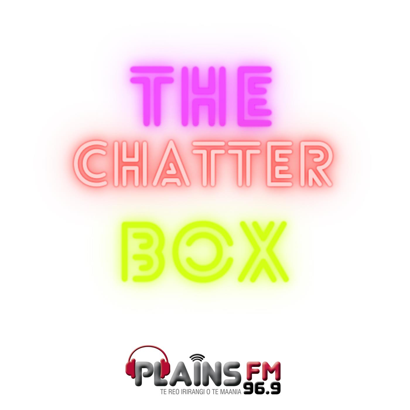 The Chatter Box hit the airways live for the first time!