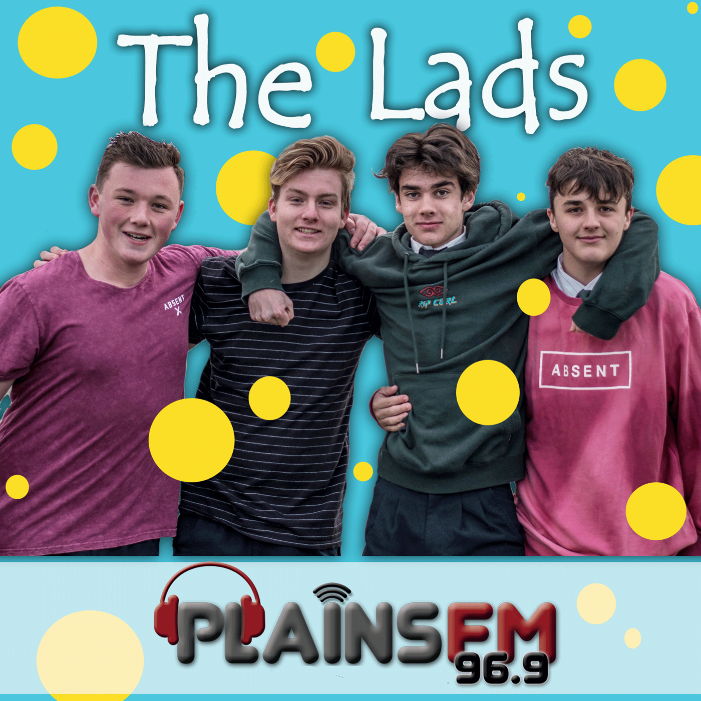 The Lads-18-09-2019 - Spring Vibes