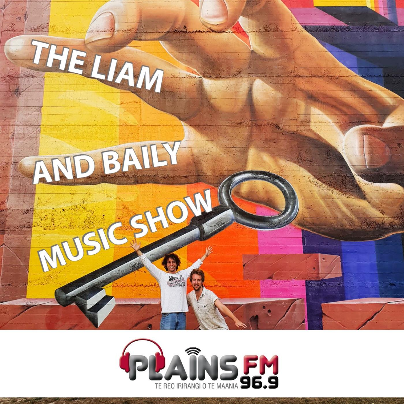The Liam and Baily Music Show- Oh Yeah GIDDAY!
