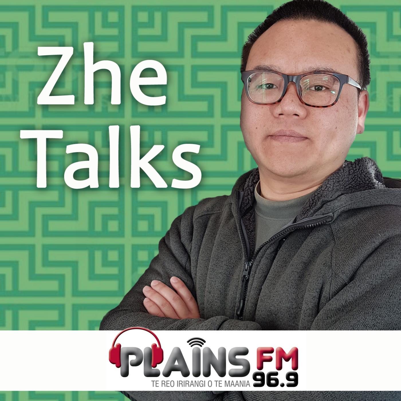 Zhe Talks