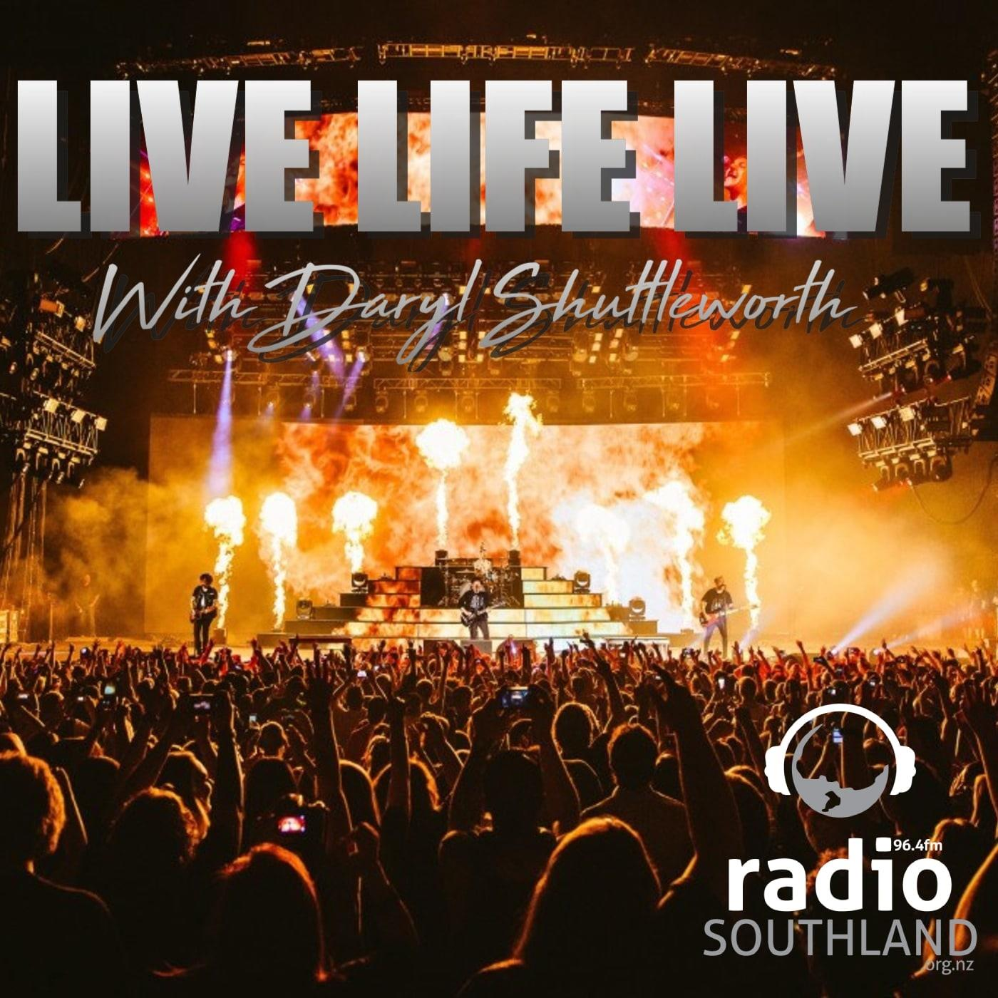 Live Life Live with Daryl Shuttleworth-28-11-2020