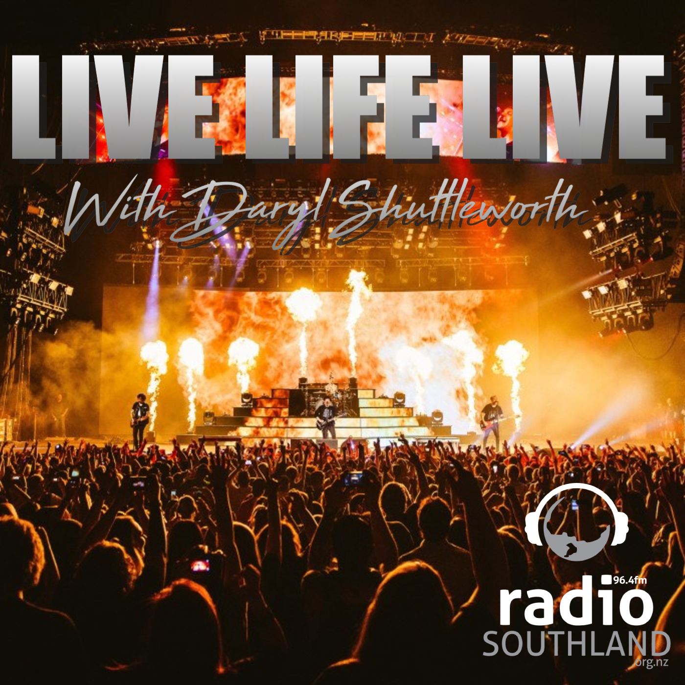 Live Life Live EXTRA with Daryl Shuttleworth-04-04-2020