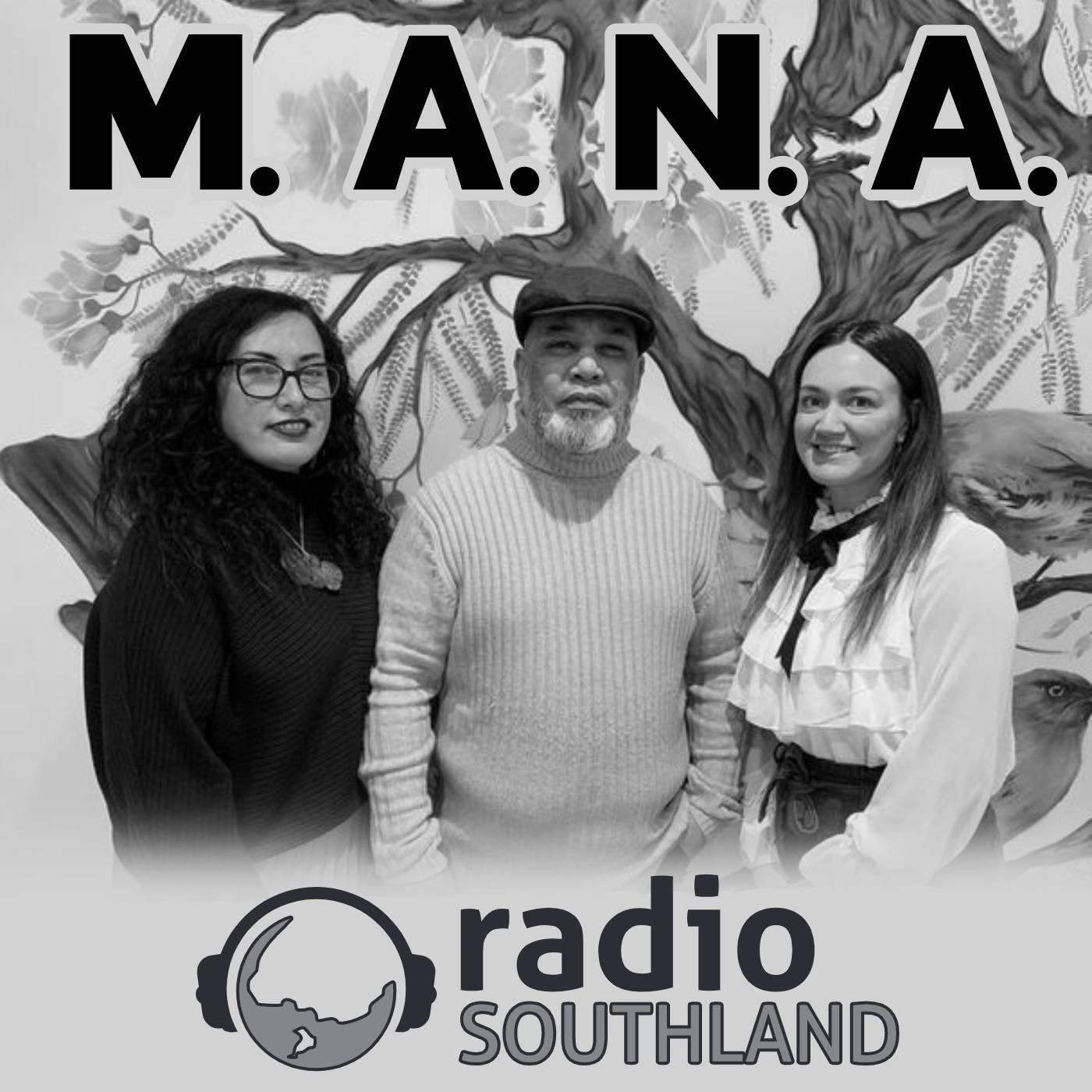 M.A.N.A. Radio Show - Nadine and Ra