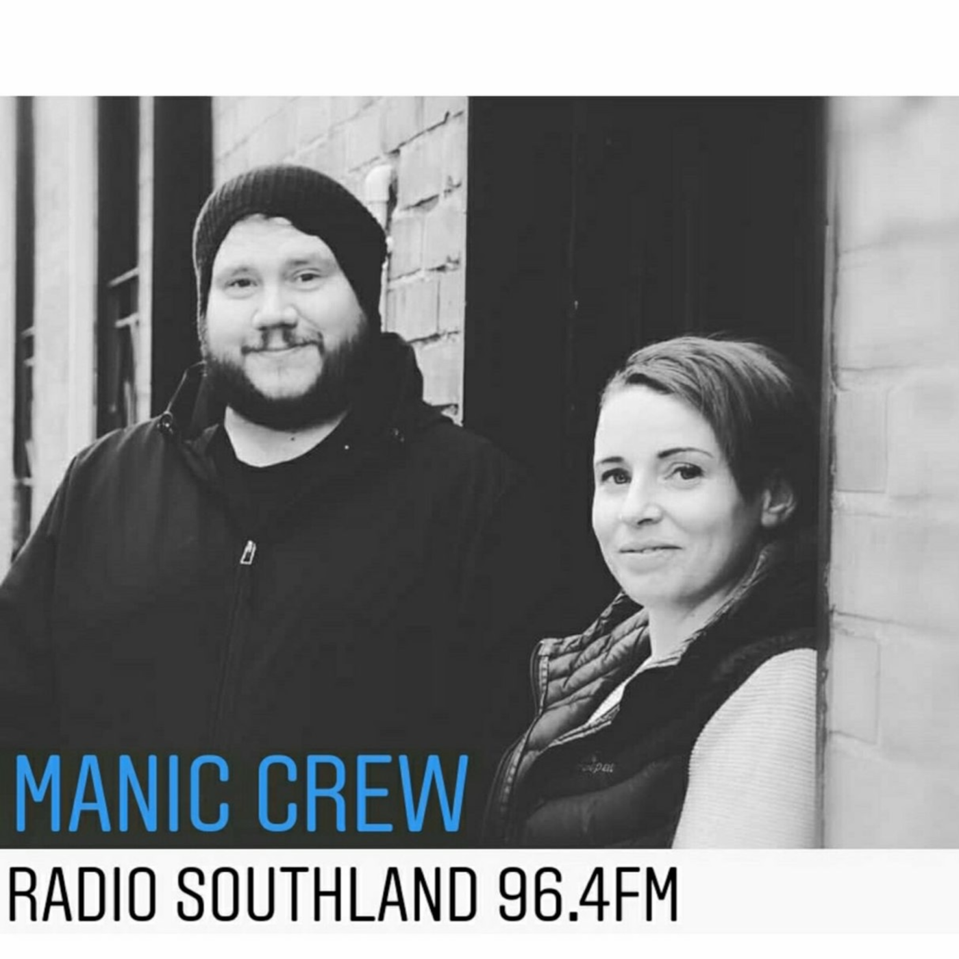 Manic Mondays at Radio Southland - Stacey and Brad