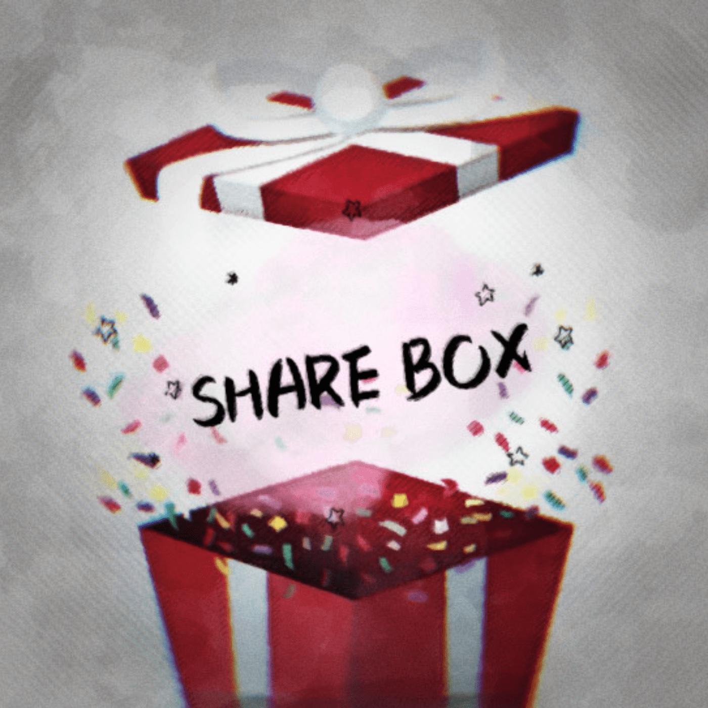 Share Box - Jean Yu