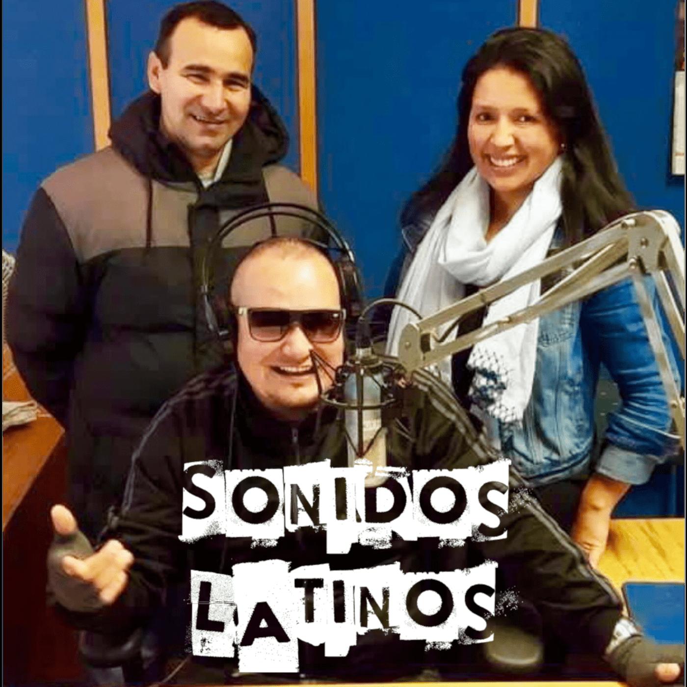 Sonidos Latinos - Adriana, Carlos, and Carolina-17-12-2018