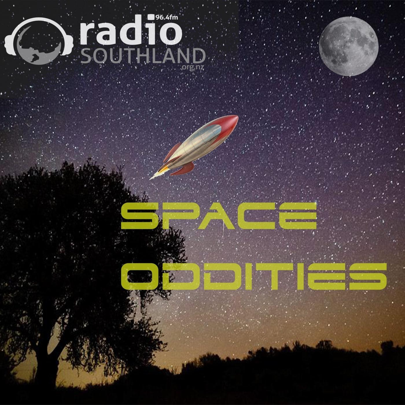 Space Oddities - Mike and Rach
