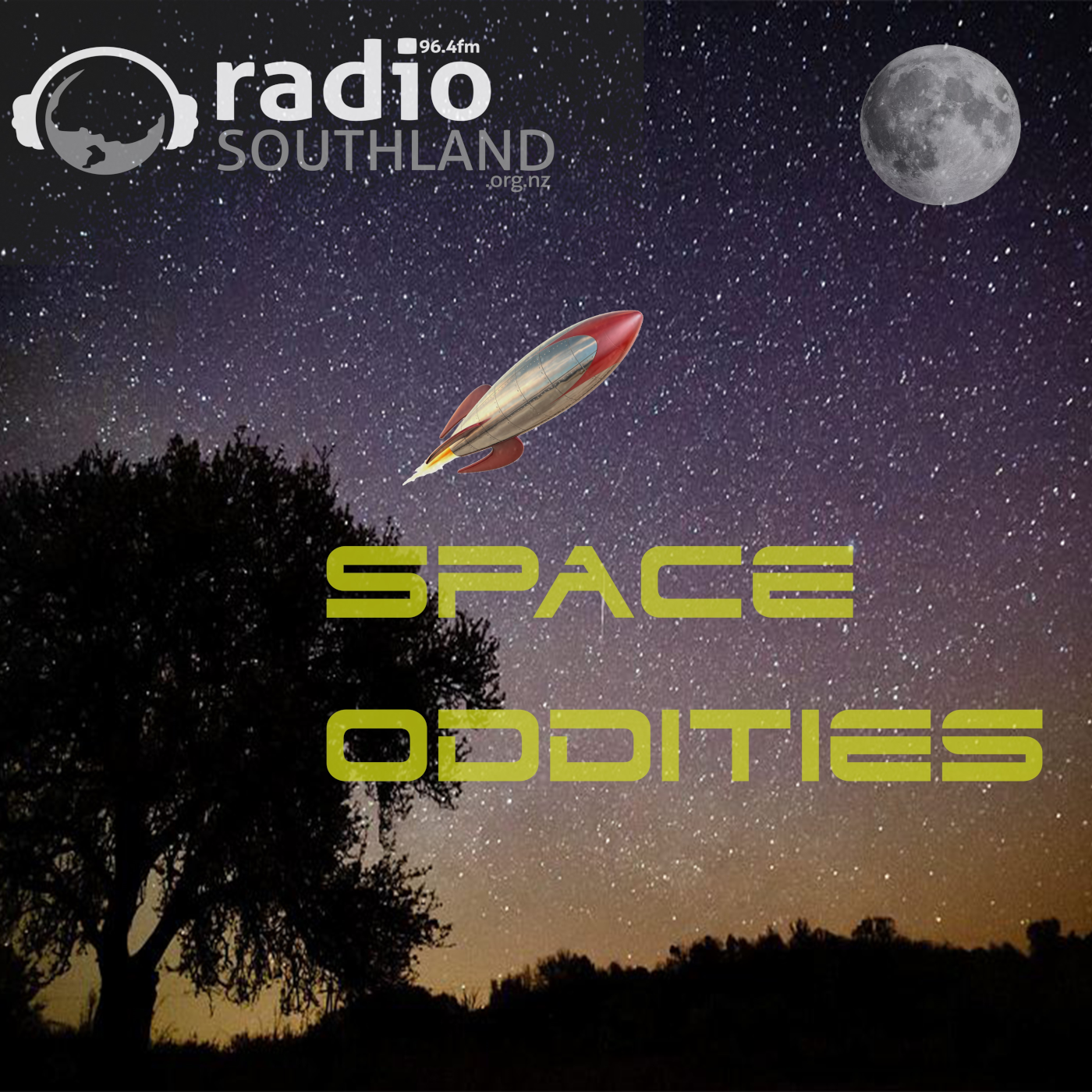Space Oddities - Mike Bailey-20-05-2019