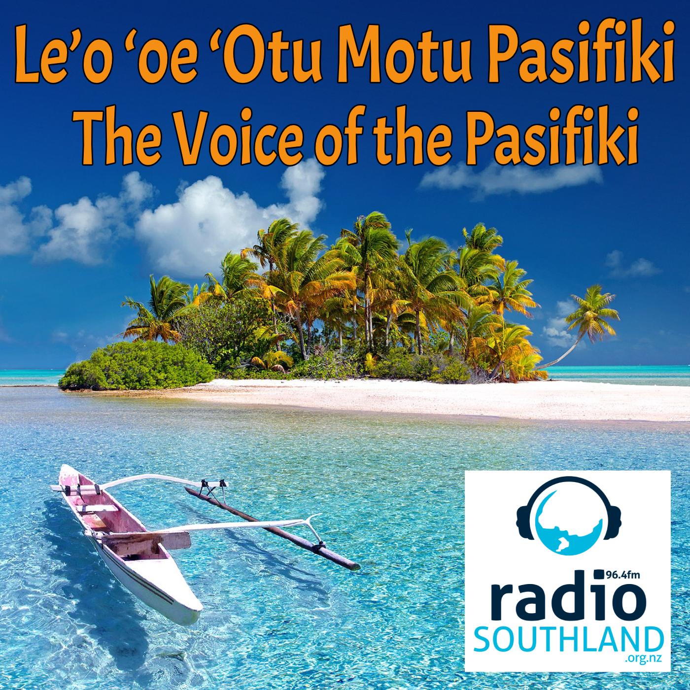 Le'o 'oe 'Otu Motu Pasifiki/The Voice of the Pasifiki