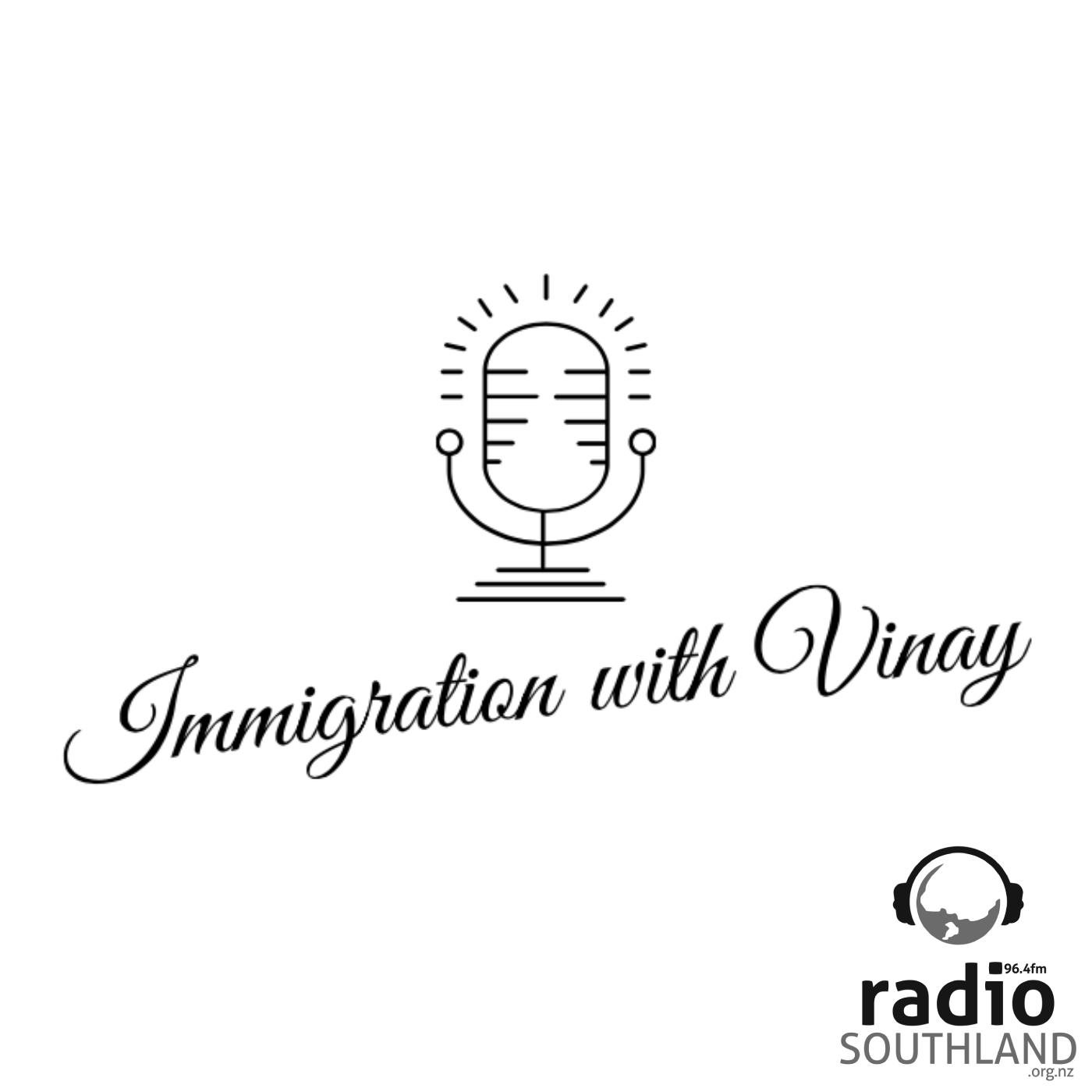 Immigration with Vinay-21-10-2020