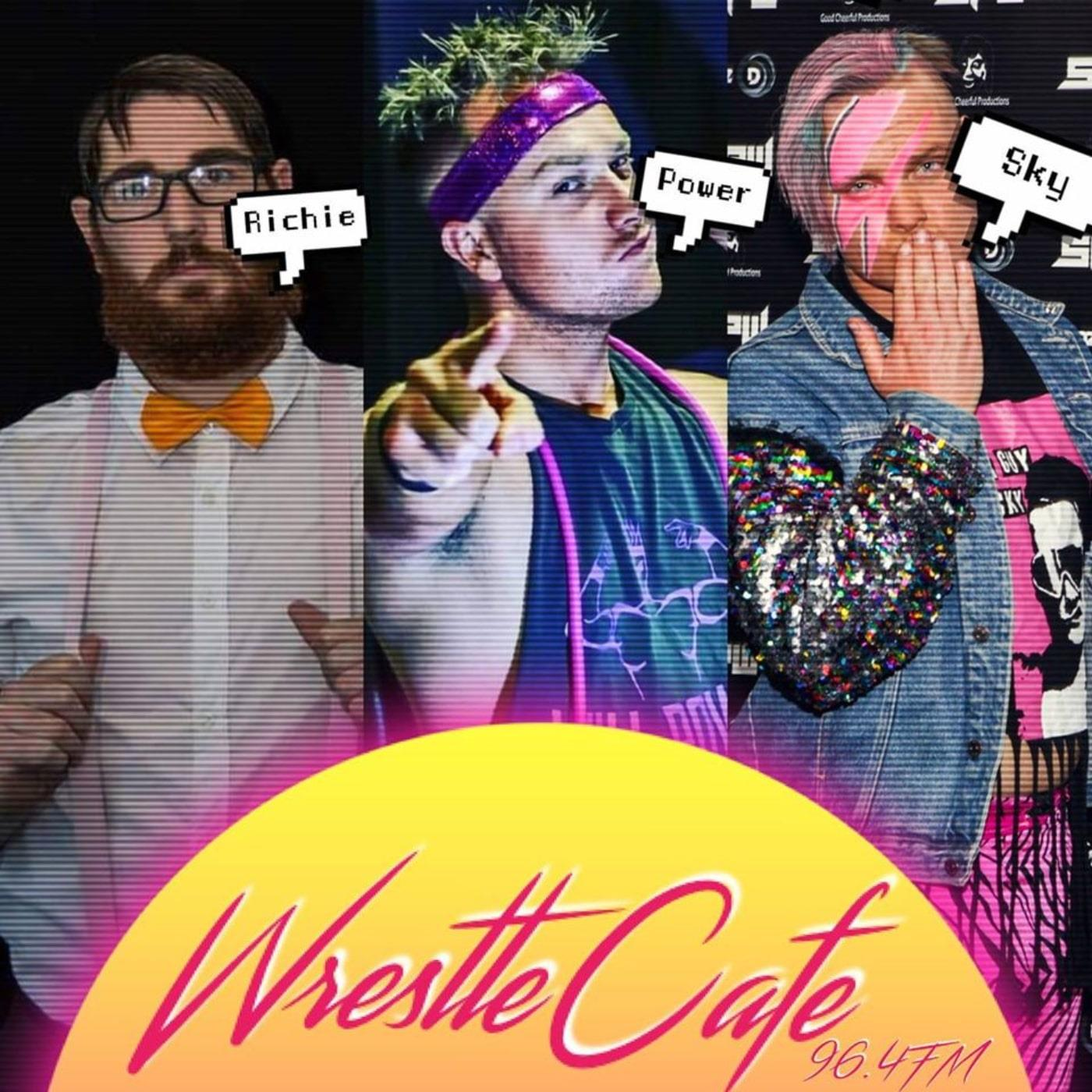 WrestleCafe - Richie, Power, and Sky-26-01-2021
