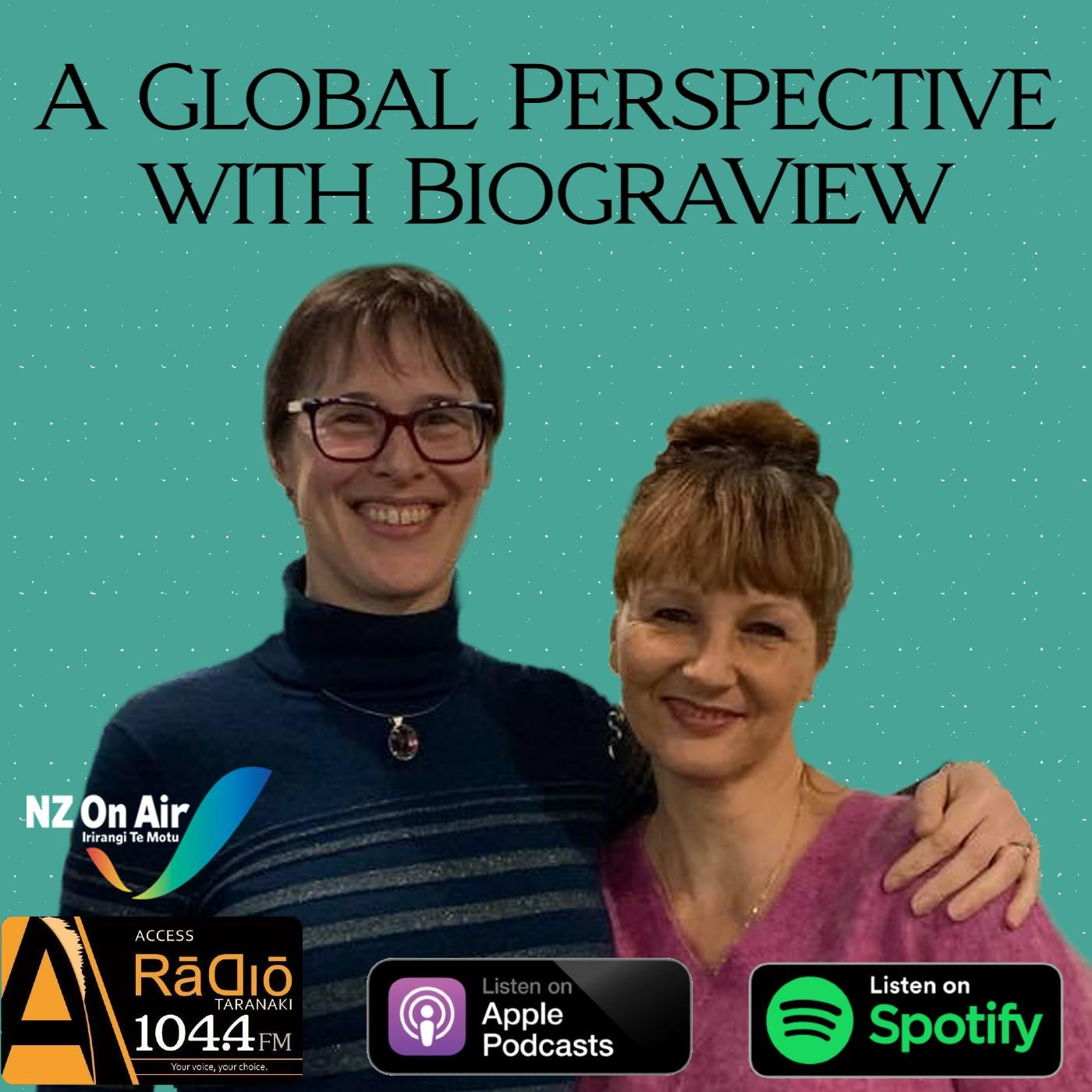 A Global Perspective with BiograView