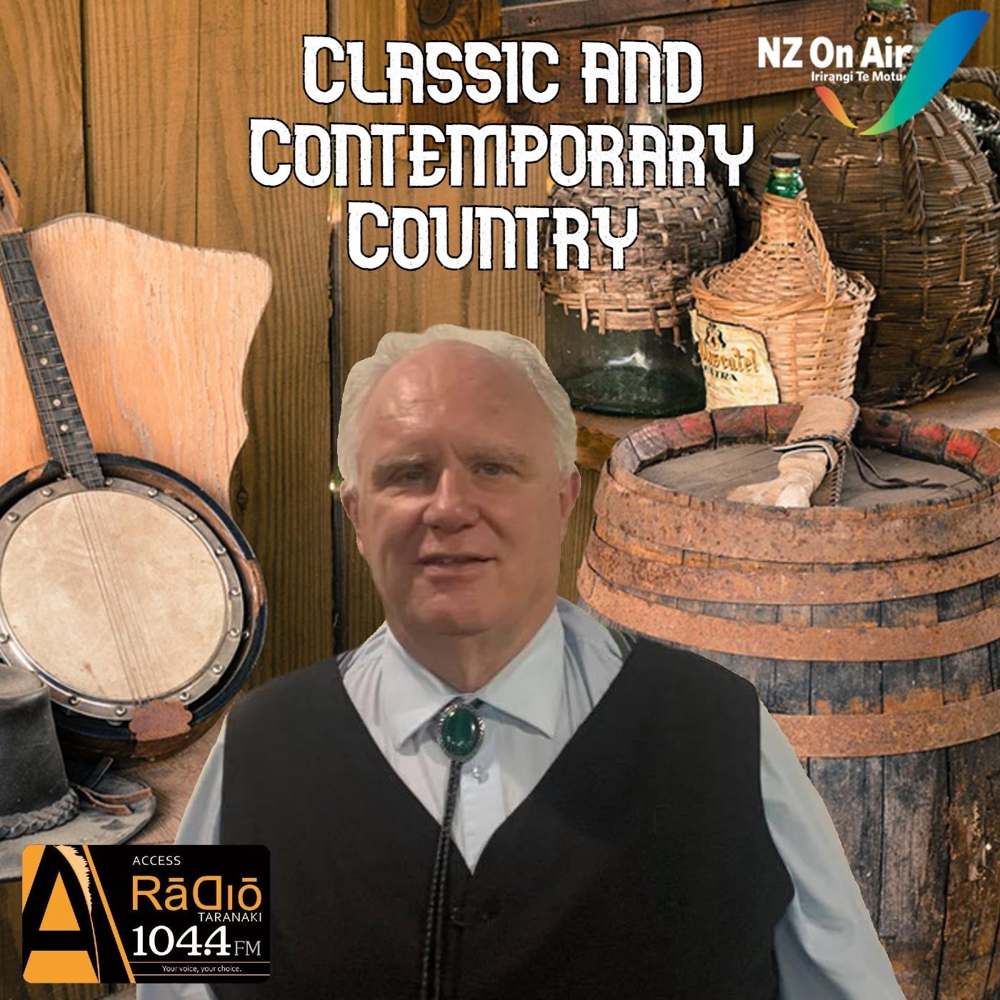 Classic and Contemporary Country 13-10-2021