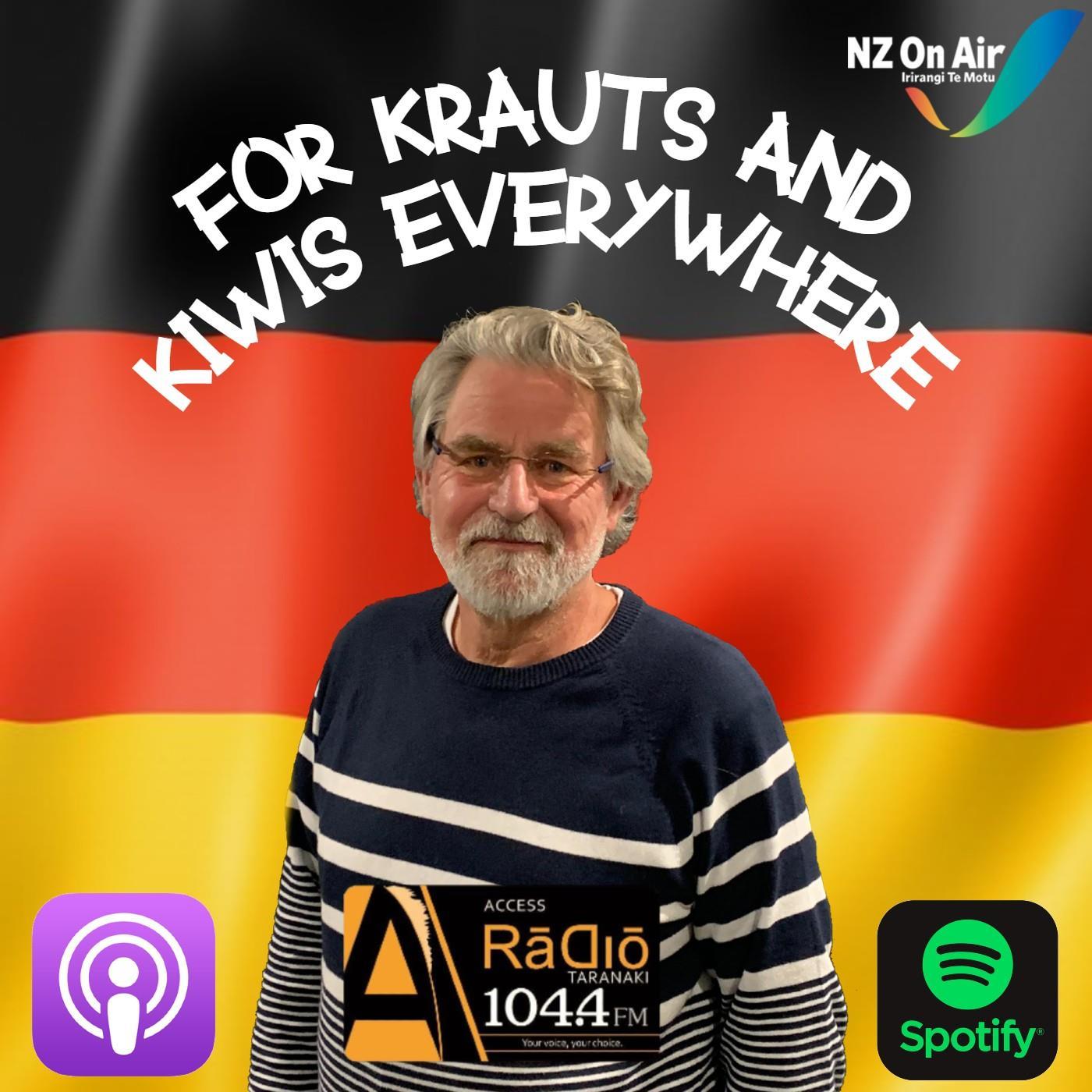 For Krauts and Kiwis Everywhere