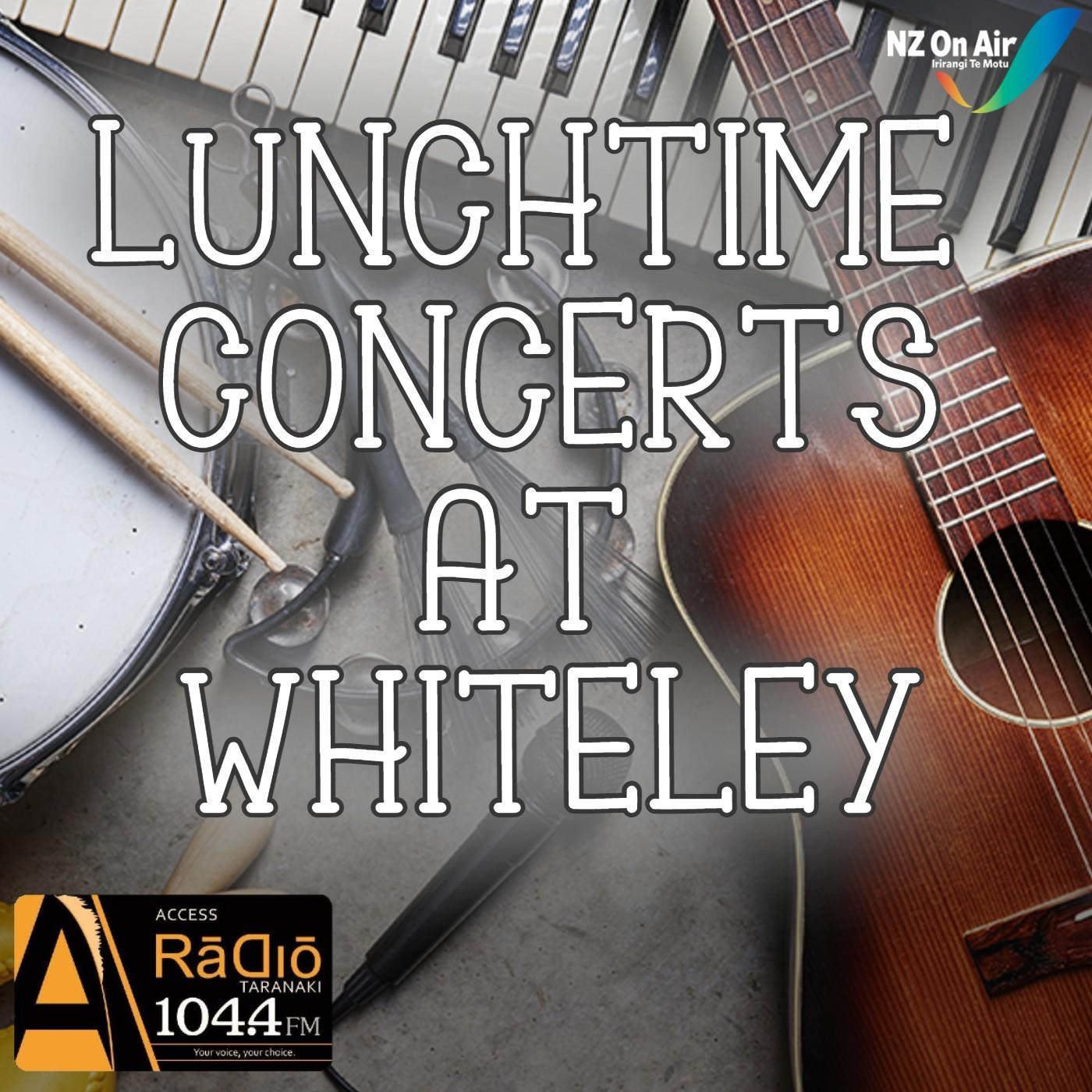 Lunchtime Concerts at Whiteley