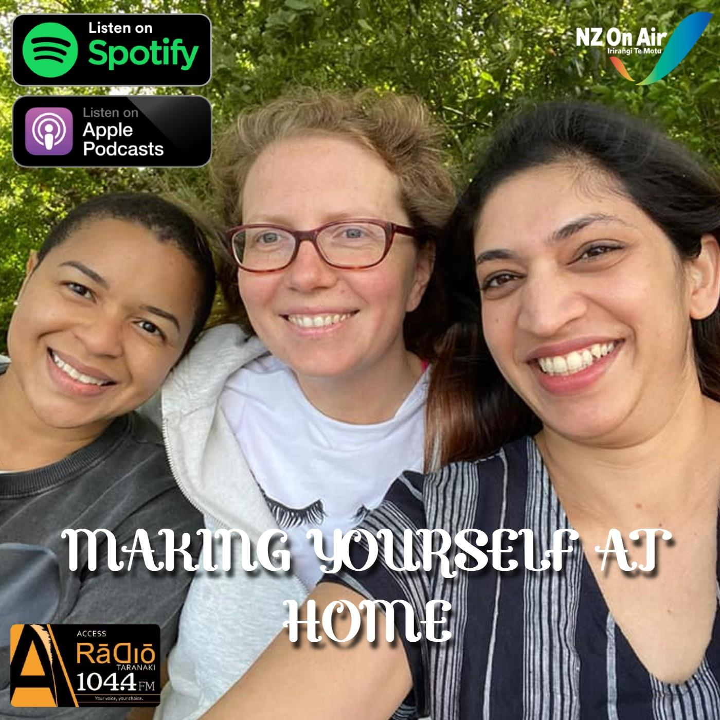 Making Yourself At Home