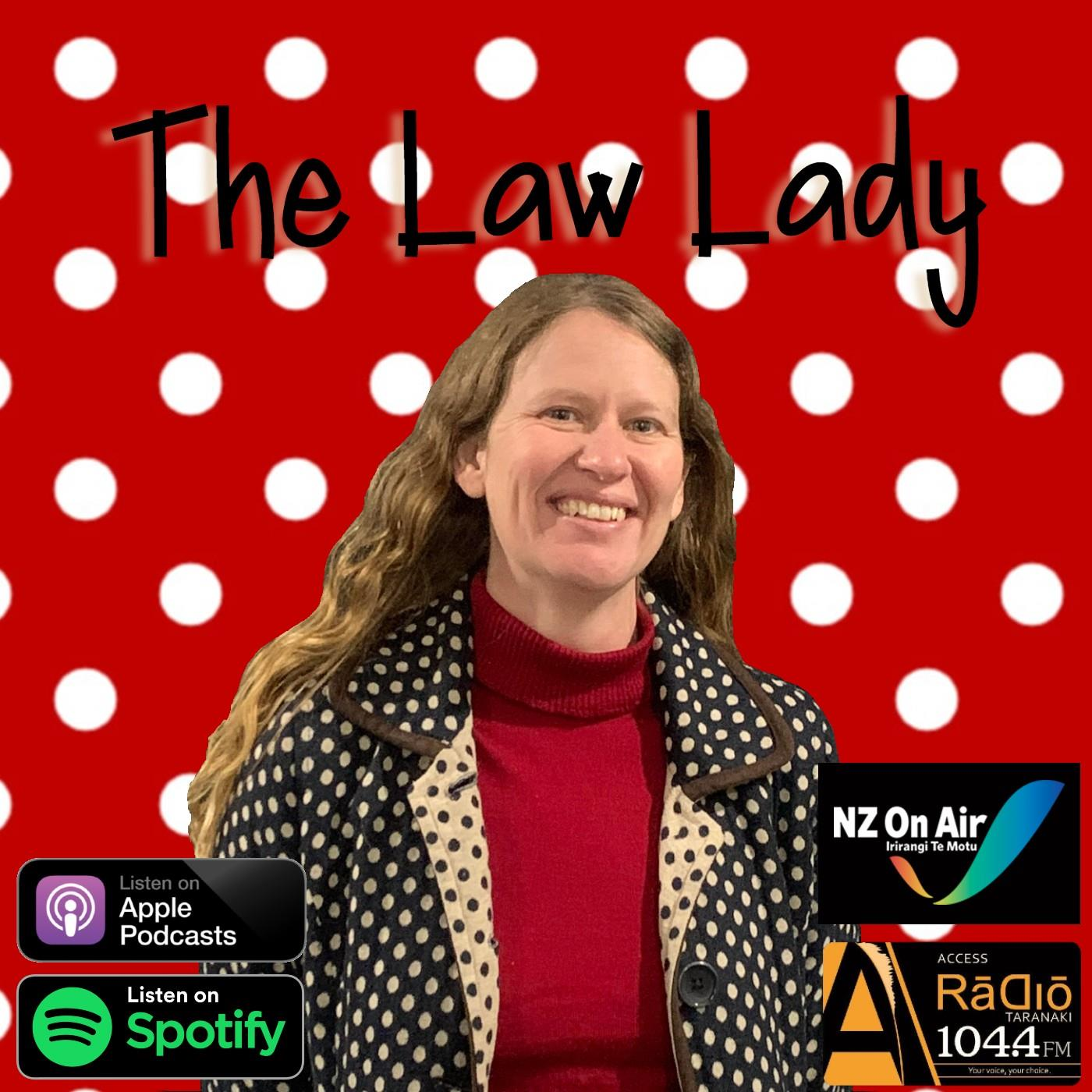 The Law Lady 21-10-2021 Disclosing Vaccination Status