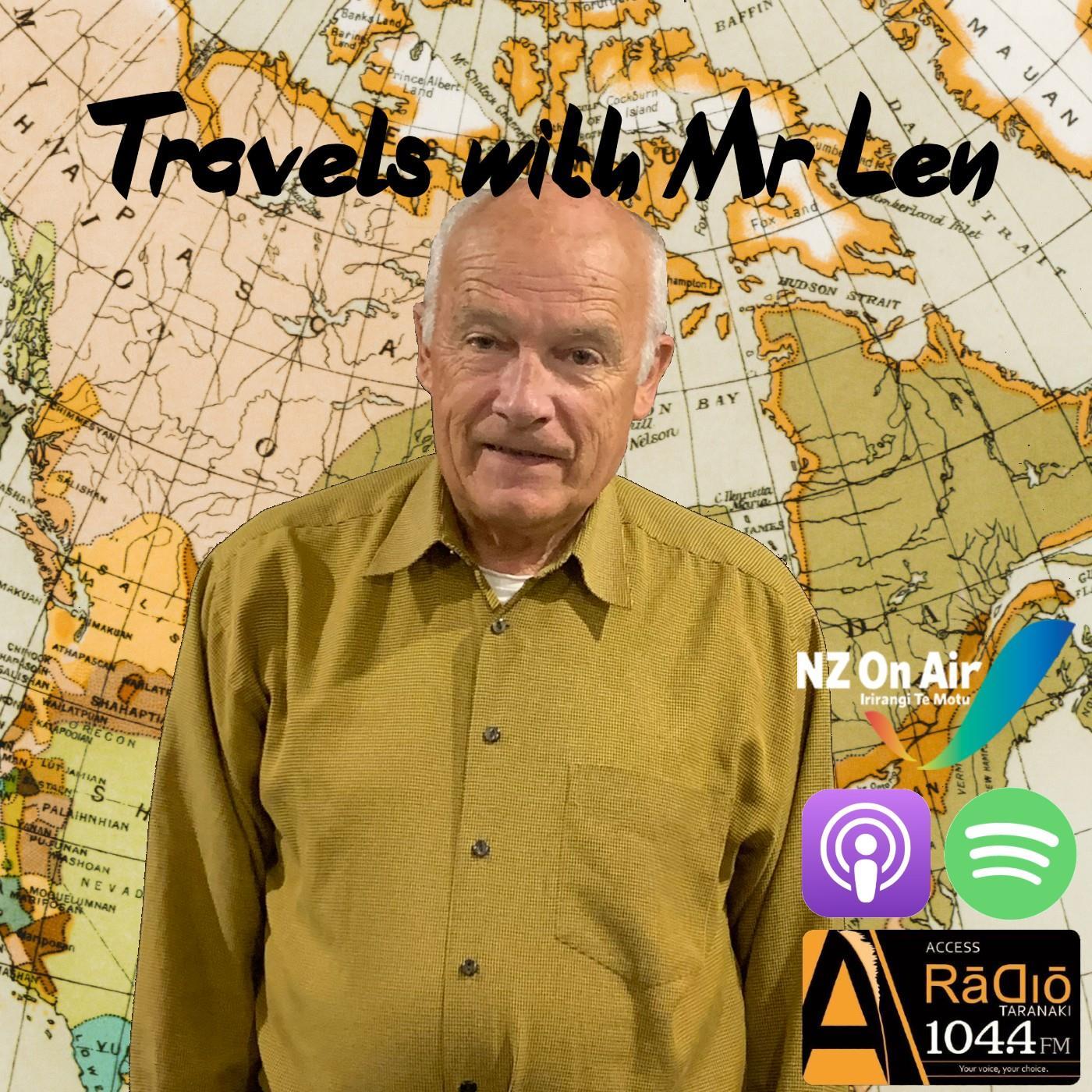 Travels with Mr Len 16-06-2021 Myanmar