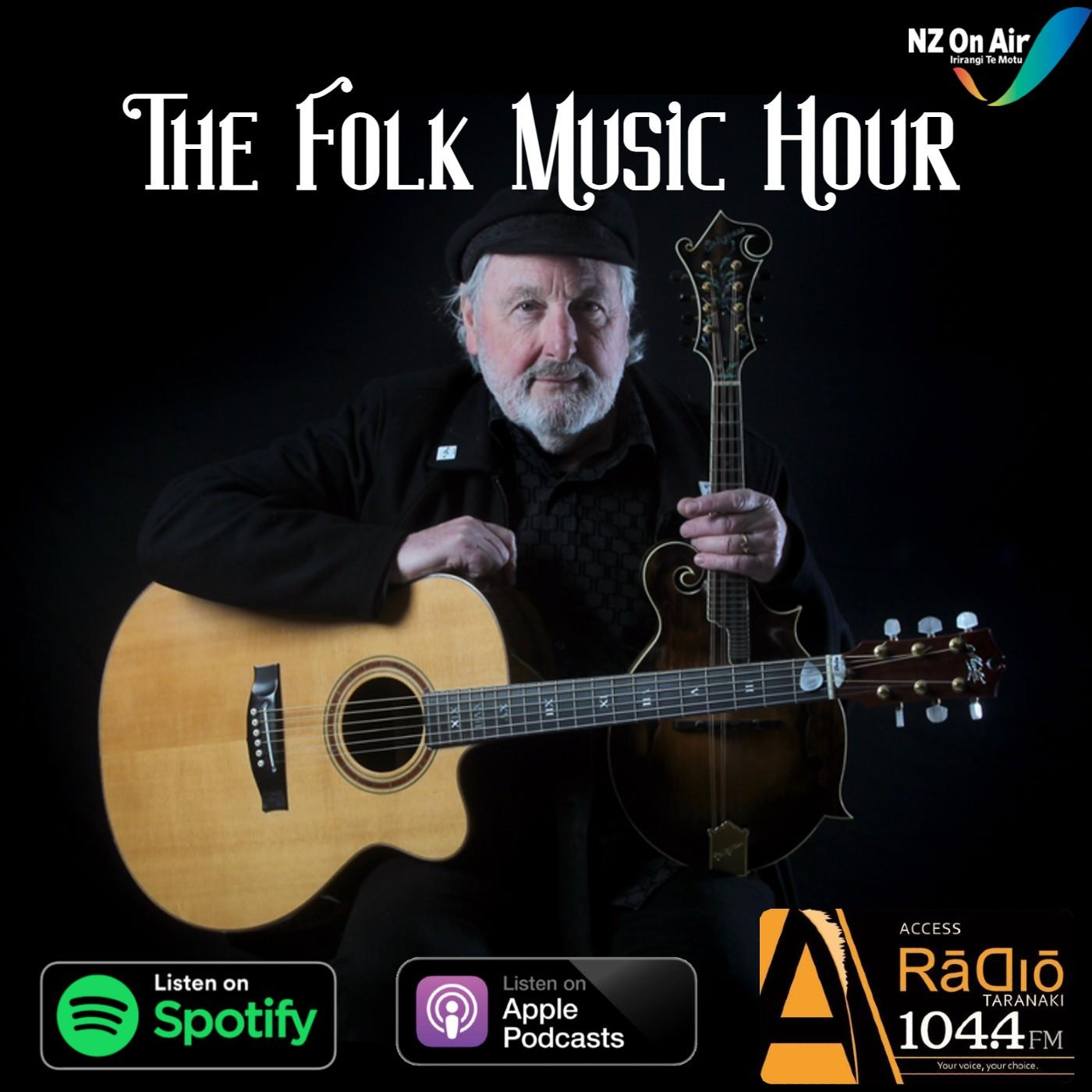 The Folk Music Hour 26-09-2021 All Folked Up